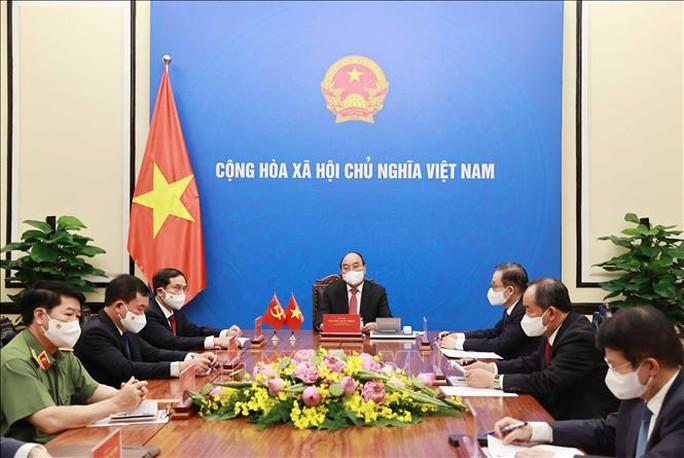 Chủ tịch nước Nguyễn Xuân Phúc mời Tổng Bí thư, Chủ tịch Trung Quốc Tập Cận Bình thăm Việt Nam - Ảnh 1.