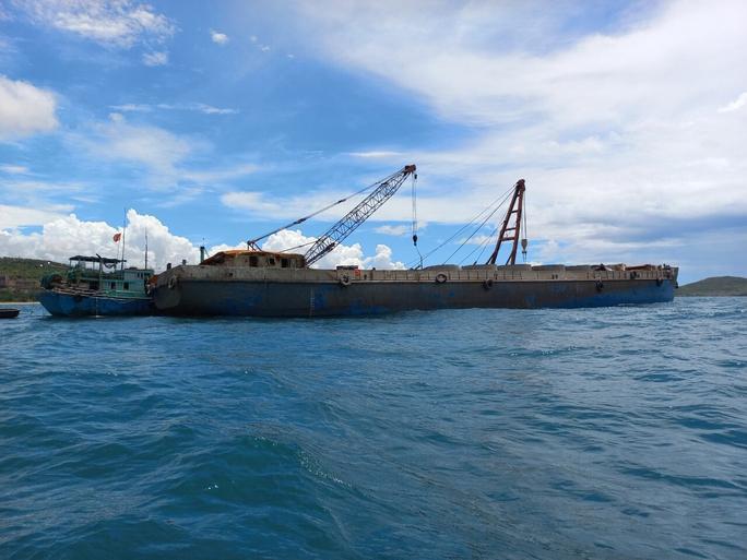 Tàu chở 1.500 tấn tro bay mất tích vì sợ nguy hiểm? - Ảnh 1.