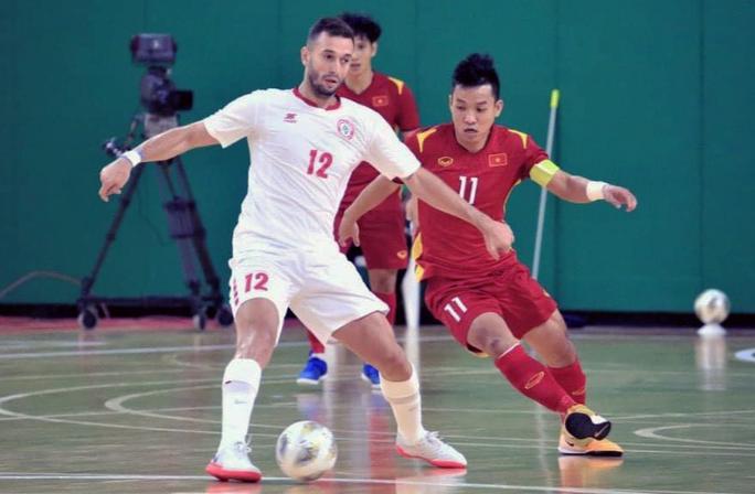 Hoãn Giải Futsal châu Á 2022 vì lo ngại dịch Covid-19 - Ảnh 1.