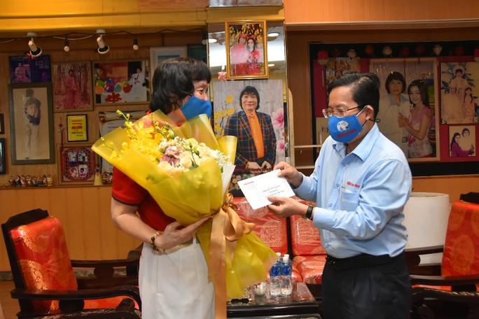 Mai Vàng nhân ái thăm NSND Kim Cương và NSND Minh Vương - Ảnh 5.