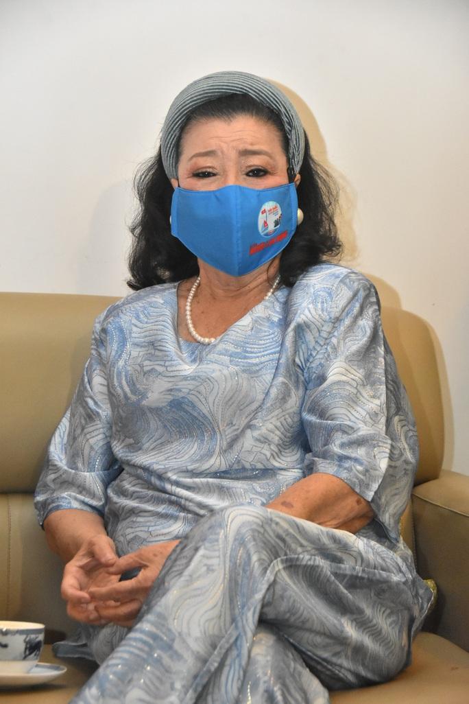 Mai Vàng nhân ái thăm NSND Kim Cương và NSND Minh Vương - Ảnh 4.