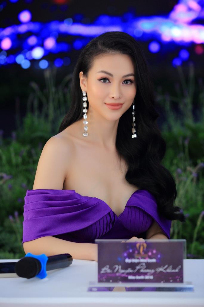 Hoa hậu Trái Đất Vietnam 2021 chơi lớn, thi tới bán kết đã có thưởng - Ảnh 1.