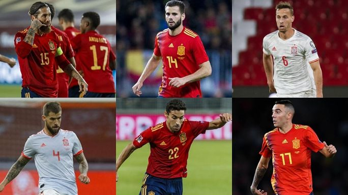 Ramos và tập đoàn Real Madrid sạch bóng ở tuyển Tây Ban Nha - Ảnh 3.