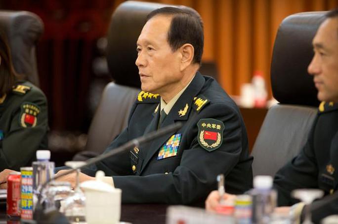 Trung Quốc chỉ trích Bộ trưởng Quốc phòng Mỹ - Ảnh 2.