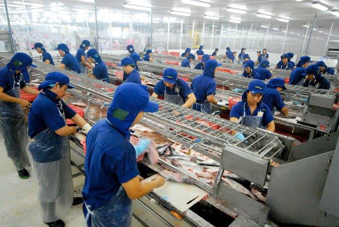 Xuất khẩu cá tra phục hồi mạnh - Ảnh 1.