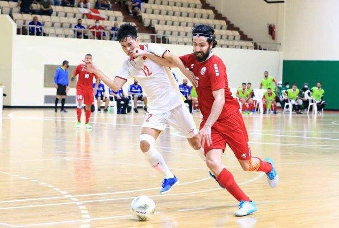 Việt Nam lần thứ hai đoạt vé dự VCK Futsal World Cup - Ảnh 3.