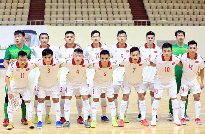 Việt Nam lần thứ hai đoạt vé dự VCK Futsal World Cup - Ảnh 4.