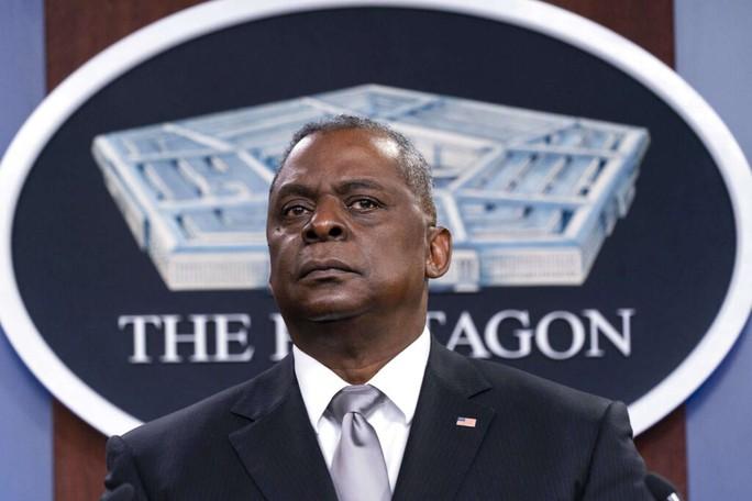 Trung Quốc chỉ trích Bộ trưởng Quốc phòng Mỹ - Ảnh 1.