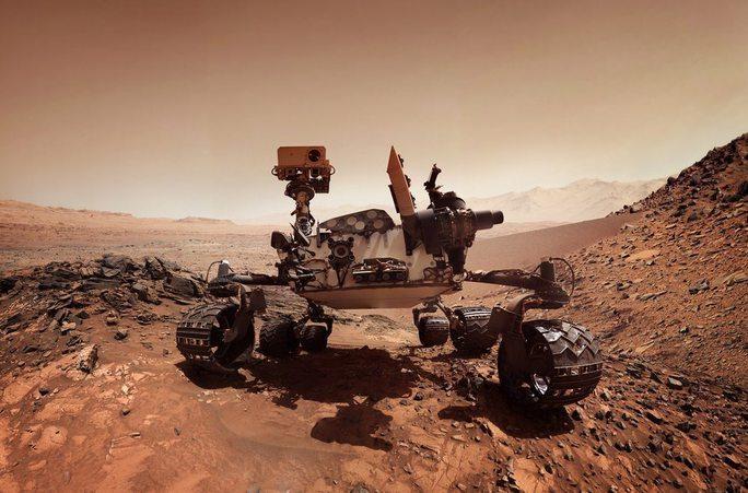 NASA phát hiện dấu hiệu của sự sống ngoài hành tinh cổ đại? - Ảnh 1.