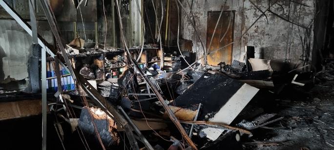 Bắt giữ nghi phạm gây cháy chi nhánh ngân hàng ở Kiên Giang - Ảnh 4.