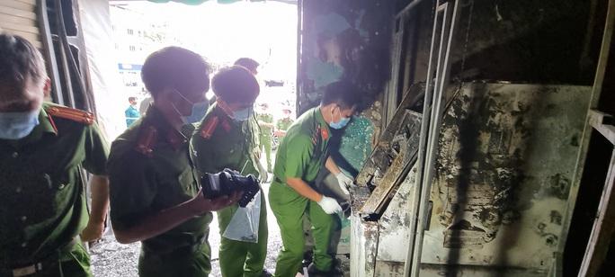 Bắt giữ nghi phạm gây cháy chi nhánh ngân hàng ở Kiên Giang - Ảnh 2.