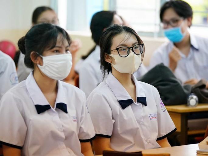 Hà Nội giữ nguyên lịch thi, môn thi lớp 10 - Ảnh 1.