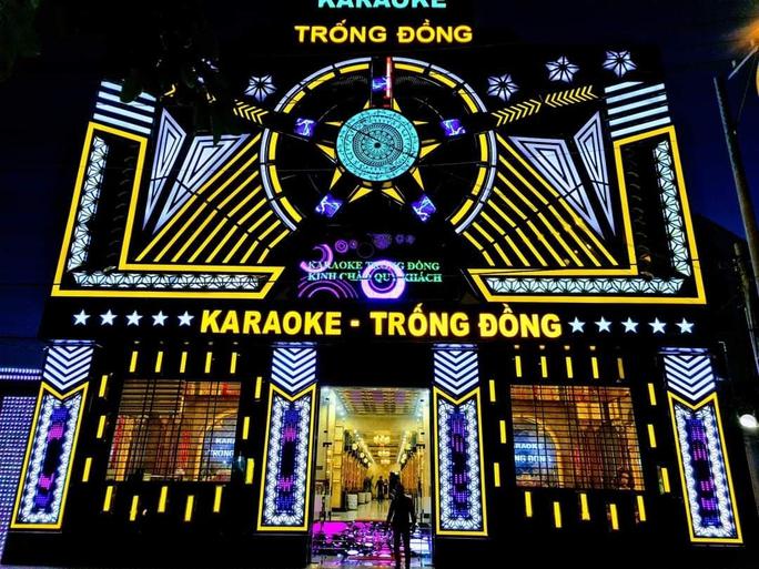 Bà Rịa-Vũng Tàu: Đề nghị đình chỉ karaoke Trống Đồng hoạt động bất chấp lệnh cấm - Ảnh 1.