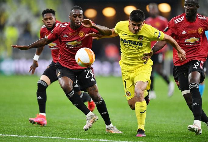 Man United gục ngã loạt luân lưu, Villarreal lên ngôi Europa League - Ảnh 1.