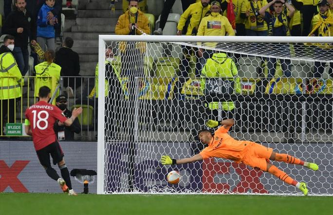 Man United gục ngã loạt luân lưu, Villarreal lên ngôi Europa League - Ảnh 5.