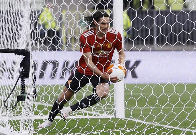 Man United gục ngã loạt luân lưu, Villarreal lên ngôi Europa League - Ảnh 4.