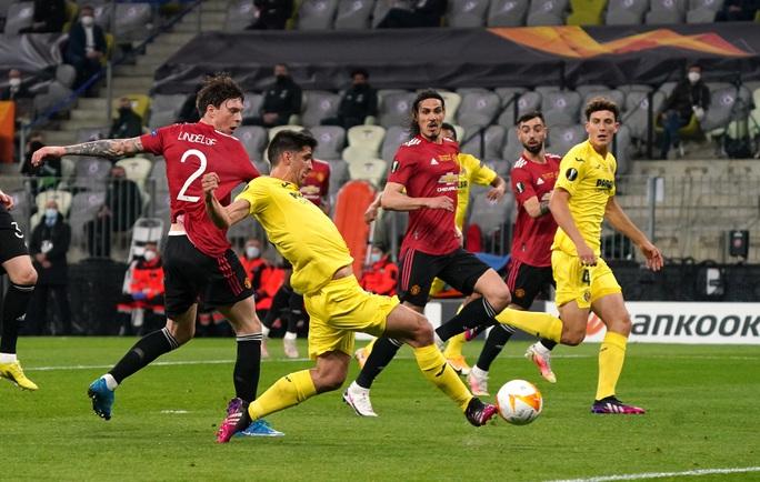 Man United gục ngã loạt luân lưu, Villarreal lên ngôi Europa League - Ảnh 3.