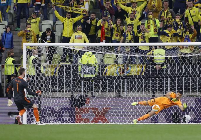 Man United gục ngã loạt luân lưu, Villarreal lên ngôi Europa League - Ảnh 7.