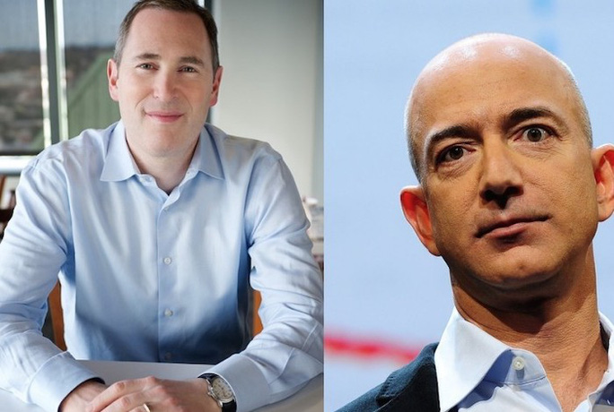 Tỉ phú Jeff Bezos từ chức Giám đốc điều hành Tập đoàn Amazon  - Ảnh 1.