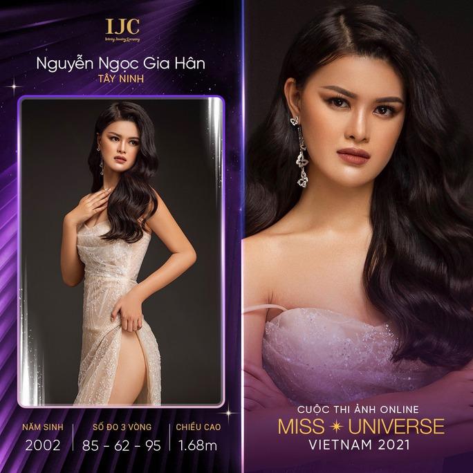 Dàn thí sinh nổi bật cuộc thi ảnh online Hoa hậu Hoàn vũ Việt Nam 2021 - Ảnh 3.