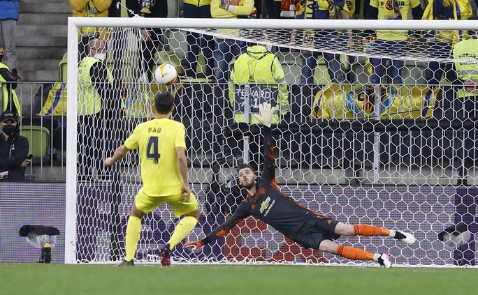 Man United gục ngã loạt luân lưu, Villarreal lên ngôi Europa League - Ảnh 6.