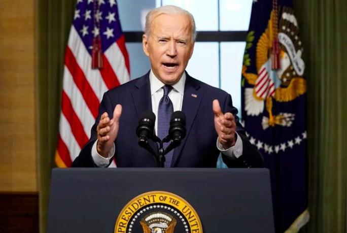 Covid-19: Tổng thống Biden ra mệnh lệnh thép - Ảnh 1.