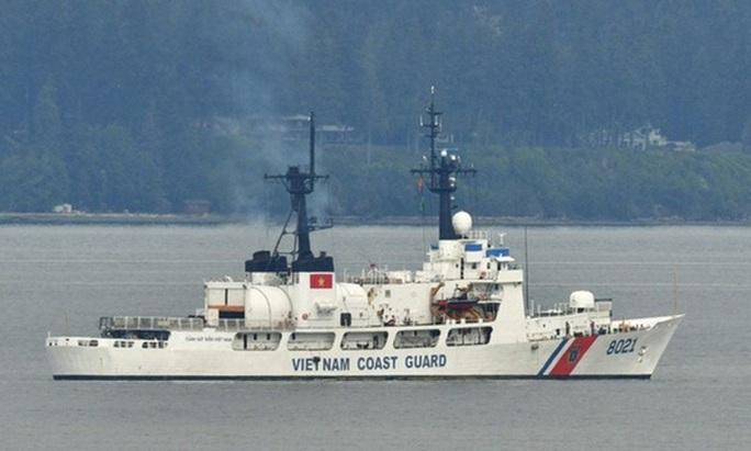 Người phát ngôn nói về việc Mỹ sắp chuyển giao tàu tuần tra cỡ lớn cho Việt Nam - Ảnh 1.