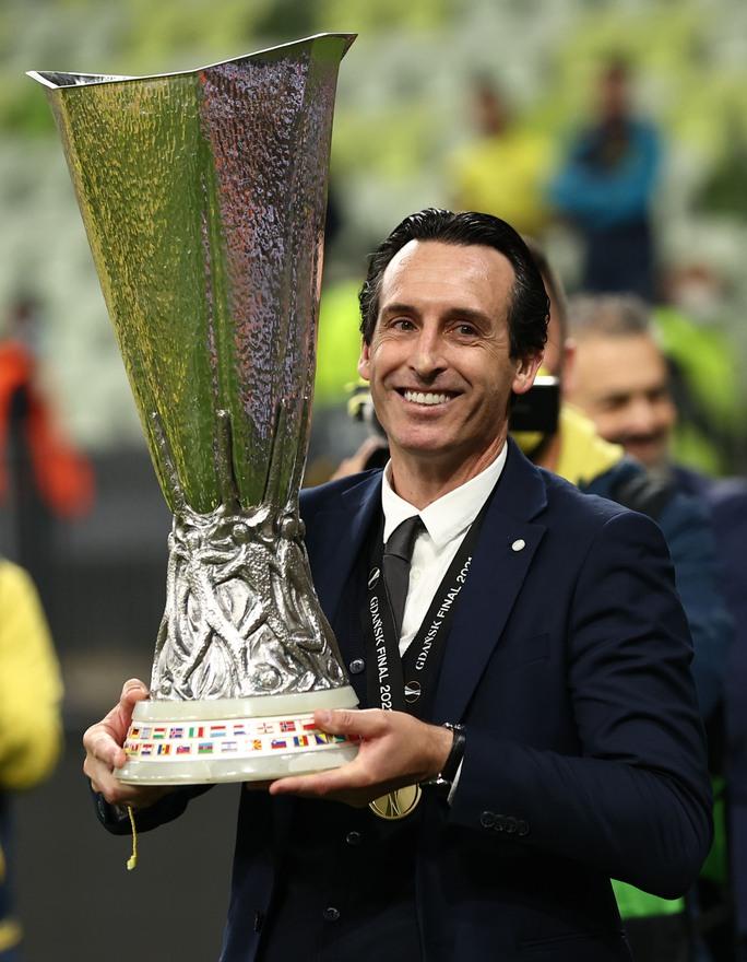 Man United gục ngã loạt luân lưu, Villarreal lên ngôi Europa League - Ảnh 15.