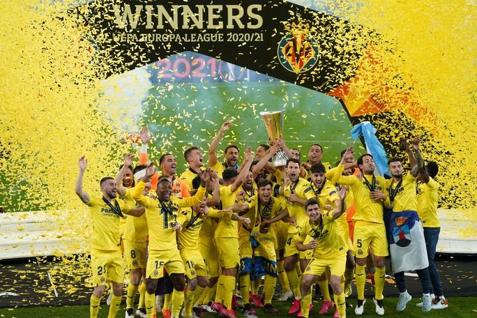 Man United gục ngã loạt luân lưu, Villarreal lên ngôi Europa League - Ảnh 14.
