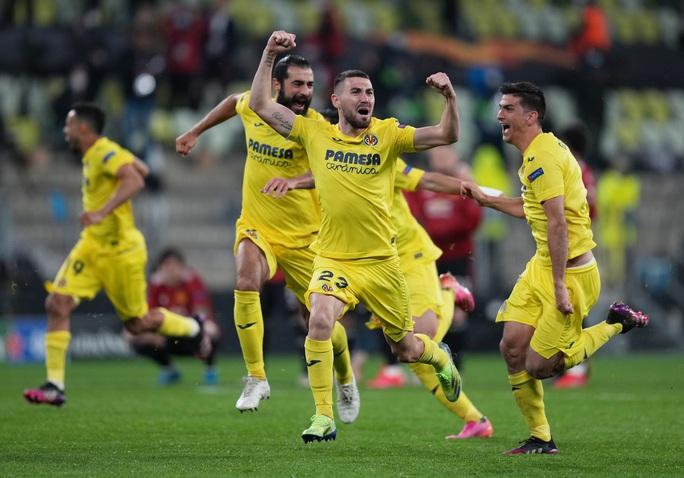 Man United gục ngã loạt luân lưu, Villarreal lên ngôi Europa League - Ảnh 11.