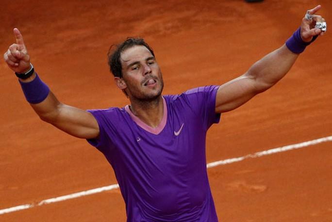 Roland Garros 2021 không có chung kết trong mơ - Ảnh 1.