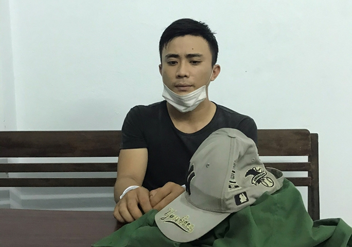Bắt giam nam thanh niên chuyên cướp giật trên các tuyến đường ven biển Đà Nẵng - Ảnh 1.