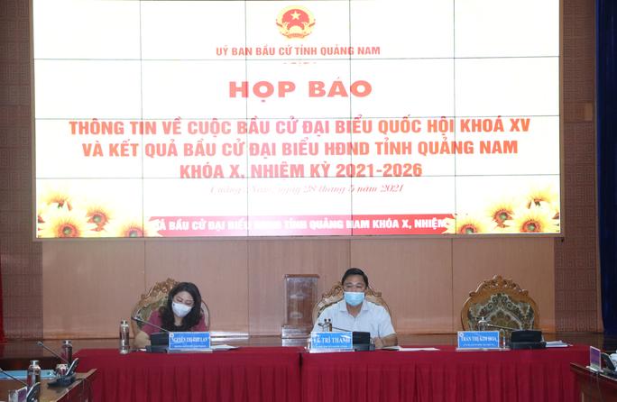 Quảng Nam công bố danh sách 57 người trúng cử đại biểu HĐND tỉnh - Ảnh 4.