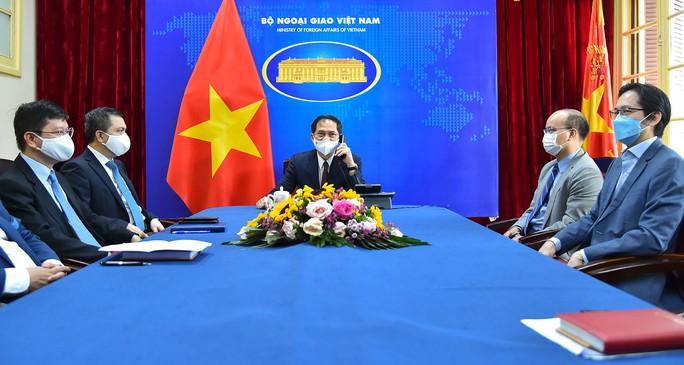 Ngoại trưởng Antony Blinken: Mỹ sẽ hỗ trợ các nước và Việt Nam tiếp cận vắc-xin - Ảnh 2.