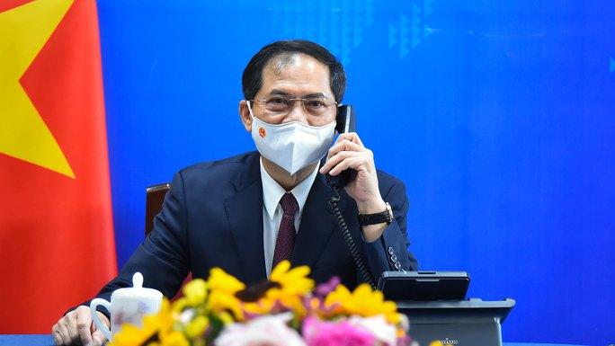 Ngoại trưởng Antony Blinken: Mỹ sẽ hỗ trợ các nước và Việt Nam tiếp cận vắc-xin - Ảnh 3.