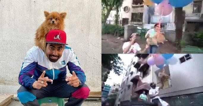 YouTuber nổi tiếng bị bắt sau khi buộc chó cưng vào bóng bay - Ảnh 5.