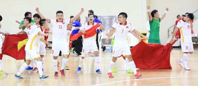 Đối thủ tuyển Việt Nam tại FIFA Futsal World Cup 2021 sẽ lộ diện vào ngày 1-6 - Ảnh 2.