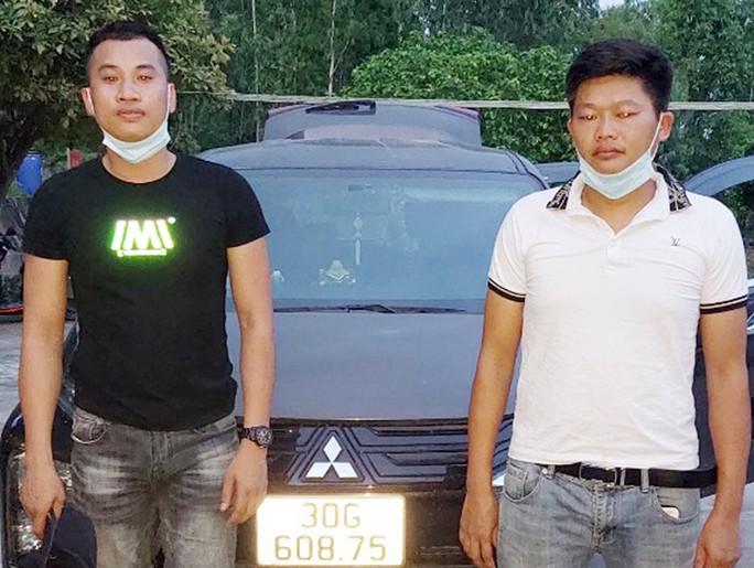 Khởi tố 2 đối tượng đưa 4 người Trung Quốc vượt biên vào Đà Nẵng, với giá 20 triệu đồng - Ảnh 1.