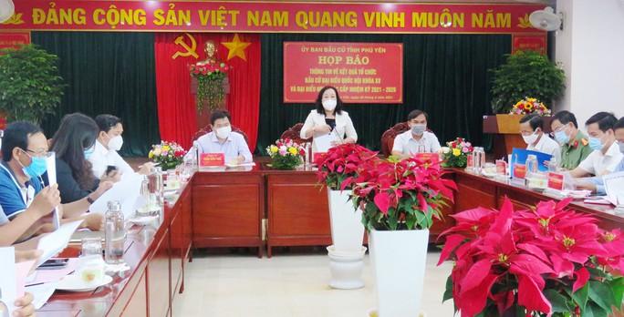 Danh sách 50 đại biểu trúng cử HĐND tỉnh Phú Yên - Ảnh 2.
