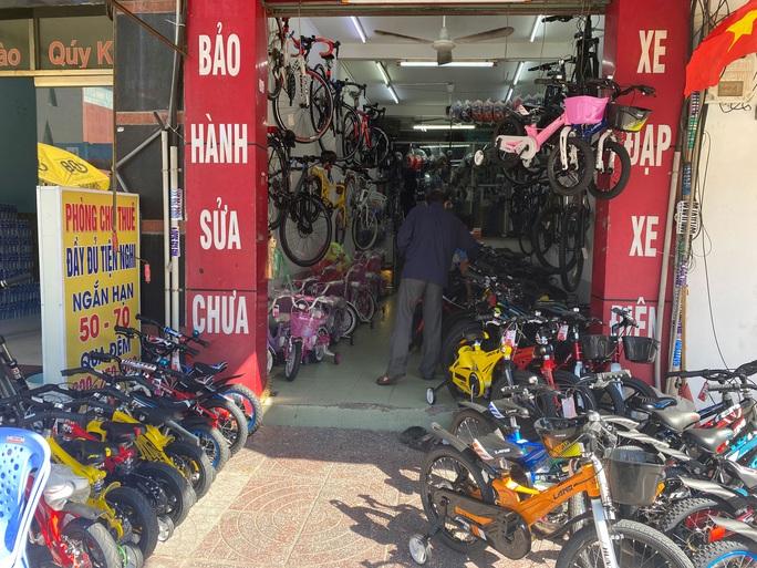 Nhu cầu thể dục tăng, xe đạp bán chạy - Ảnh 1.