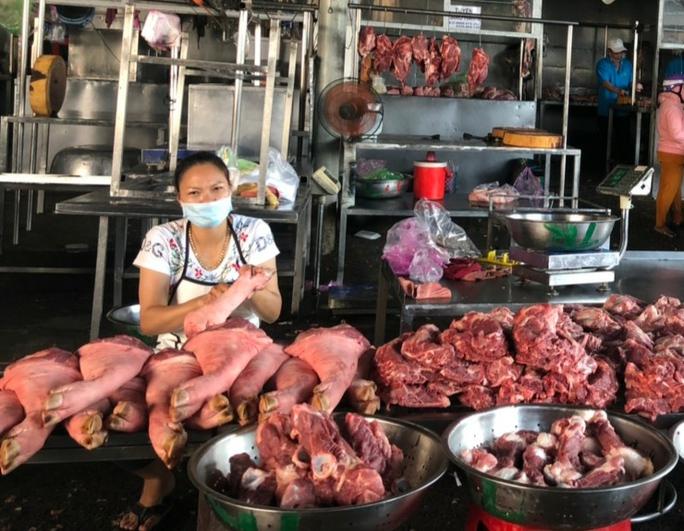 Ngừng nhập heo Thái Lan, giá thịt heo có tăng? - Ảnh 1.
