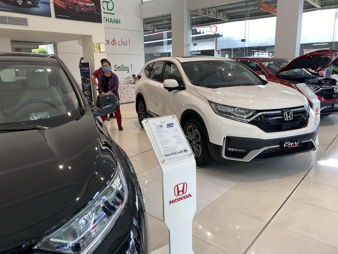 Honda triệu hồi gần 30.000 xe vì lỗi bơm nhiên liệu - Ảnh 1.