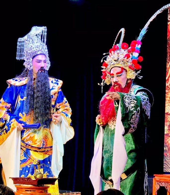 Soạn giả Hoàng Song Việt viết tâm thư cho cải lương tuồng cổ - Ảnh 4.