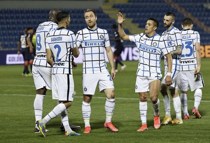 Sau 11 năm, HLV Conte đưa Inter Milan vô địch Serie A - Ảnh 1.