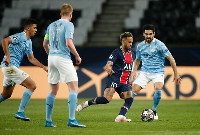 Man City - PSG: Định thành bại tại Etihad - Ảnh 1.