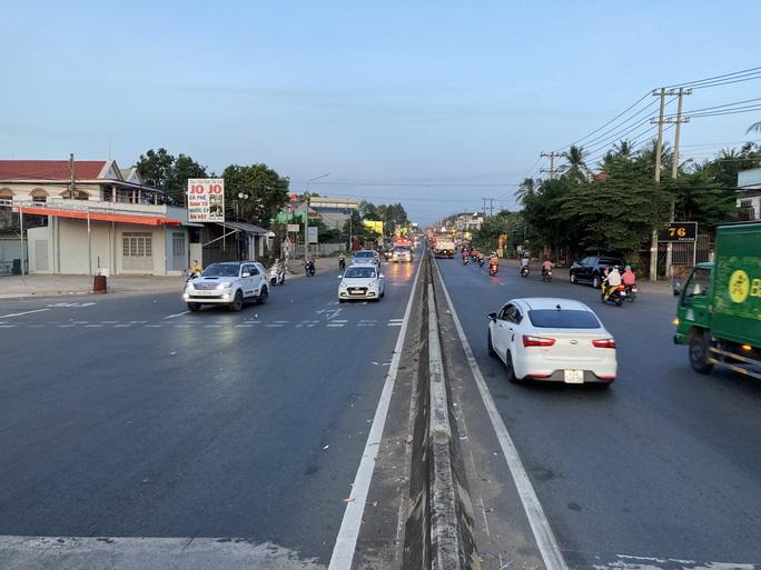Người dân ùn ùn rời Đà Lạt, giao thông Đồng Nai khá đông nhưng không kẹt xe - Ảnh 8.