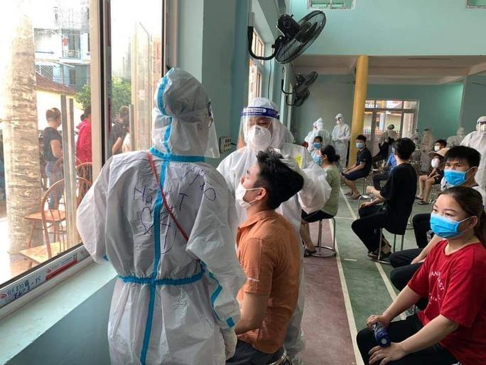 Bắc Giang đã có 2.092 ca dương tính, phát hiện 503 người có tờ khai y tế bất thường - Ảnh 2.