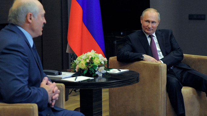 Nga chuyển 500 triệu USD cho Belarus giữa sóng gió với phương Tây - Ảnh 1.