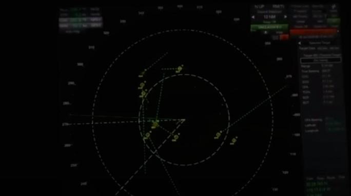 """Hàng chục vật thể bay bí ẩn """"trêu ngươi"""" tàu Hải quân Mỹ - Ảnh 1."""