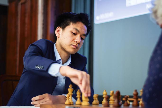 Bất ngờ sao gốc Việt dự World Cup cờ vua - Ảnh 1.